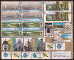 Argentina - 2019 - Lettre - Architecture - Bâtiments De Buenos Aires - Ponts D'Argentine - Timbres Divers - Argentina