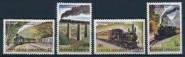 Griechenland Postfrische/** Serie - Eisenbahn, Lokomotive, Wagon, Chemin De Fer, Locomotive, Wagon, Railroad, Locomotive - Trains