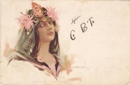 ARM1  --  ARMENIEN  --  YOUNG LADY  --  1900 - Armenia