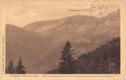 01 - Le Pays De GEX Pittoresque - Les Cimes Du Jura Et Le Colomby Vus De La Route De La Faucille - Gex