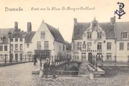 DIXMUDE - Pont Sur La Place De Breyne-Peellaert - Diksmuide