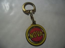 PORTE CLEFS METAL NOVA - Ensemble Pistons Segments Chemises @ 3,3 Cm - Key-rings