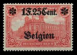 BES 1WK LP BELGIEN Nr 23II Ungebraucht X77B356 - Occupation 1914-18