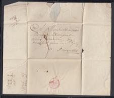 France 1810  - Precurseur D' Aeltre à Bruxelles ...... (VG) DC-4253 - Marcophilie (Lettres)