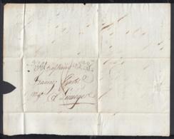 France 1811  - Precurseur De Reims à Limoges ...... (VG) DC-4255 - Storia Postale