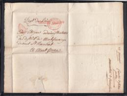 France 1794  - Circulaire Imprime Du Comité De Salut Public à Montferme..... (VG) DC-4257 - Marcophilie (Lettres)