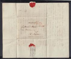 France 1804 - Précurseur D' Anversmà Nantes..... (VG) DC-4266 - 1792-1815 : Departamentos Conquistados