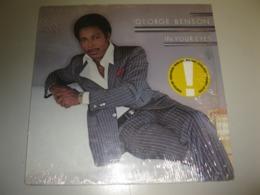 "VINYLE GEORGE BENSON ""IN YOUR EYES"" 33 T WARNER (1983) - Vinyl Records"