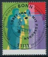 BRD 2014 Nr 3065 ESST Zentrisch Gestempelt X8406F6 - [7] República Federal