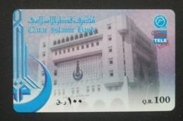 Qatar Telephone Card Old Unused Not Scratched Mint - Qatar