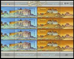 2017Ukraine 1612-13KLEurope CEPT / Locks22,00 € - 2017