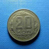 Russia 20 Kopeks 1956 - Russland