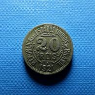 Brazil 20 Reis 1921 - Brazilië
