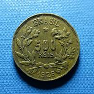 Brazil 500 Reis 1928 - Brazilië