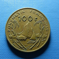 French Polynesia 100 Francs 1976 - Polynésie Française