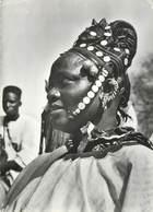 "CPSM MALI ""Hombori, Femme Peulh"" - Mali"