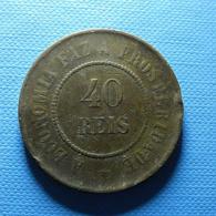Brazil 40 Reis 1908 - Brazilië