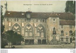 91 MONTGERON. Intérieur Du Moulin De Senlis Vers 1906... - Montgeron