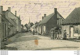 WW 41 SOUVIGNY. Route Des Isdes 1916 - France