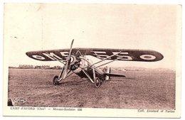 CAMP D'AVORD - Morane-Saulnier 230 - 1939? (Y134) - ....-1914: Precursores