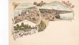 Trouville-sur-Mer , France , 1890s - Trouville