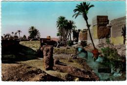 3XK 738 MARRAKESH - VIEUX REMPARTS - Marrakech