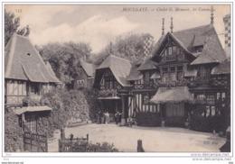 14. Calvados : Houlgate  . Le Chalet  G .  Meunier  . - Houlgate