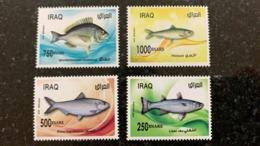 Iraq 2019 MNH Stamp Fish Of The Arabian Gulf - Irak