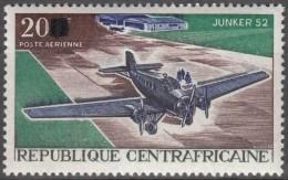 PA N° 63 - X X - ( E 403 ) - Zentralafrik. Republik