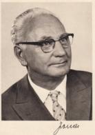 AK - FRANZ JONAS - Bürgermeister Von Wien - 1965 - Persönlichkeiten