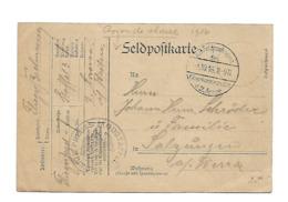 JAGDSTAFFEL 3 Flieger BUKMANN 8 VICTOIRES AUTOGRAPHE ORIGINAL AUTOGRAPH AVIATION ALLEMANDE WW1 /FREE SHIPPING REGISTERED - Allemagne