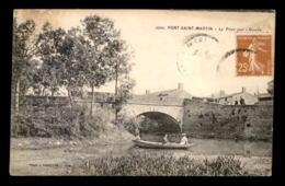 44 - PONT-SAINT-MARTIN - LE PONT SUR L'OGNON - PECHE A LA LIGNE - France