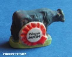 Fèves Fève Les Vaches De Concours Wagyu Japon Mate - Autres