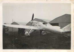AVION DEWOITINE 500  PHOTO ORIGINALE FORMAT 9 X 6 CM - Luftfahrt