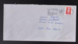 FRANCIA - 95  MONTMAGNY   VAL D'OISE - Briefe U. Dokumente