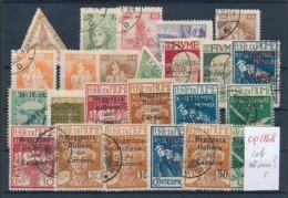 Italien-Fiume ... Lot ....(op1868   ) Siehe Scan - Yugoslavian Occ.: Fiume