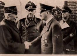 CPSM - ENTREVUE HISTORIQUE De MONTOIRE - 24/10/1940 - Mal PETAIN Et HITLER  ... - Montoire-sur-le-Loir