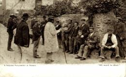 A VILLAGE PARLIAMENT IN SUSSEX WE WUNT BE DRUV PULBOROUGH - Inglaterra