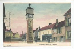 Freneuse (78) Place De L'Horloge - Freneuse