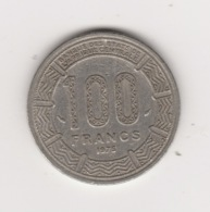 100 FRANCS 1975 - Tschad
