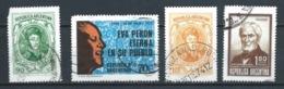 ARGENTINA 1973 (O) USADOS MI-1138+1149+1156+1157 YT-933+947+953+954 VARIOS - Oblitérés