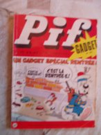 PIF GADGET NO 133-09/1971RAHAN-TEDDY TED-LES 5 AS  -ED.VAILLANT - Pif Gadget