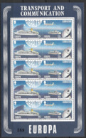 1988 Gibraltar  Mi.544-47** MNH Europa: Transport- Und Kommunikationsmittel. - Europa-CEPT