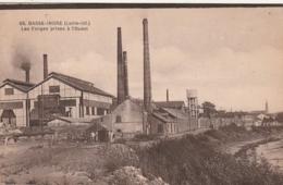 ****  44 *** BASSE INDRE Les Forges Prises à L'Ouest  Neuve TTBE - France
