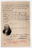 - CPA HISTOIRE - Lettre De Voltaire Au Comte De Stadian - Edition Le Deley N° 28 - - Histoire