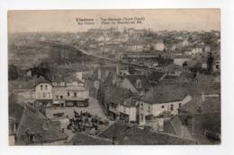 - CPA VIERZON (18) - Vue Générale 1922 (Nord Ouest) - Au Centre : Place Du Marché Au Blé - - Vierzon