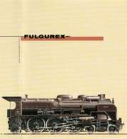 Catalogue FULGUREX 1995 Un Rêveur Qui Fait Rêver Giansanti-Coluzzi Brochure - Books And Magazines