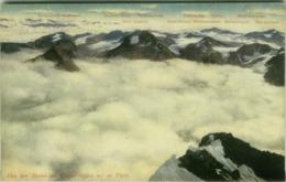 VON DER SPITZE DES ORTLER IN TIROL - EDIT J.H.AMONN BOZEN  - 1910s (BG4691) - Bolzano