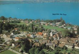 Carte Veyrier Du Lac ,la Villes Et Le Lac  D Annecy - Veyrier