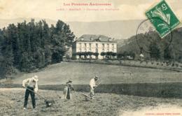 09   MASSAT CHATEAU DE POINCARE - Frankrijk